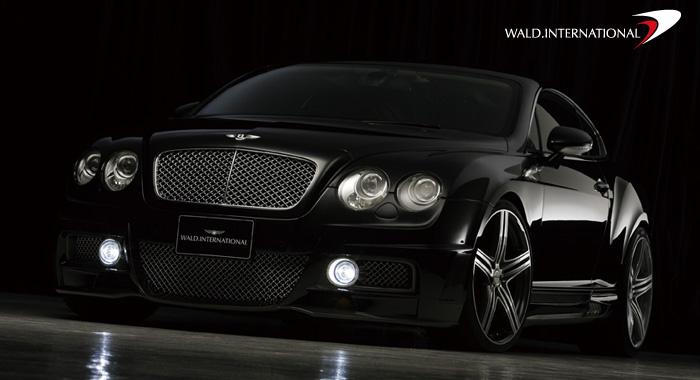 Bentley Continental Gt Sports Line Black Bison Edition