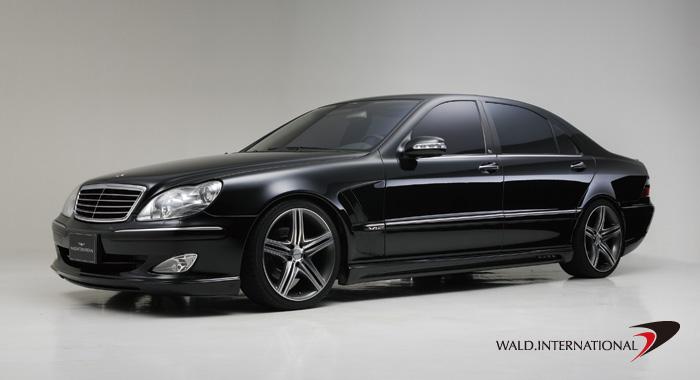 2007 Wald Mercedes Benz S Class W220. W220 Wald