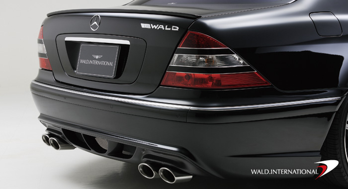 Wald s class w220 executive line w221 look for Mercedes benz s430 parts catalog