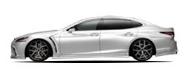 LEXUS LS500h/500 F SPORT EXECUTIVE LINE