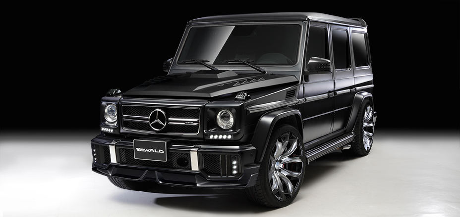 Top Wald Sports Line Mercedes Amg G63