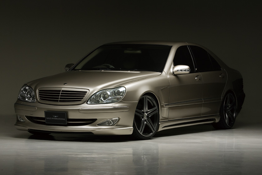 Mercedes benz s class w220 executive line 221look for Mercedes benz tune up cost