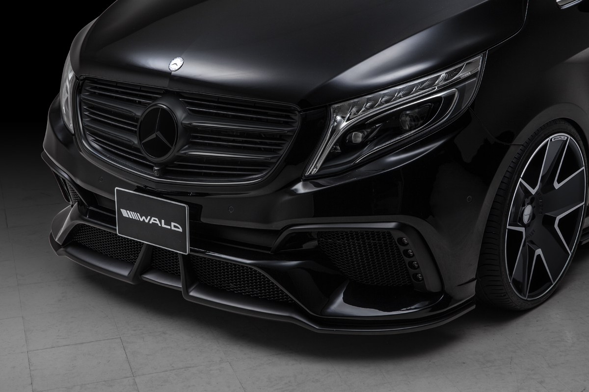 WALD V-CLASS W447 SPORTS LINE BLACK BISON EDITION