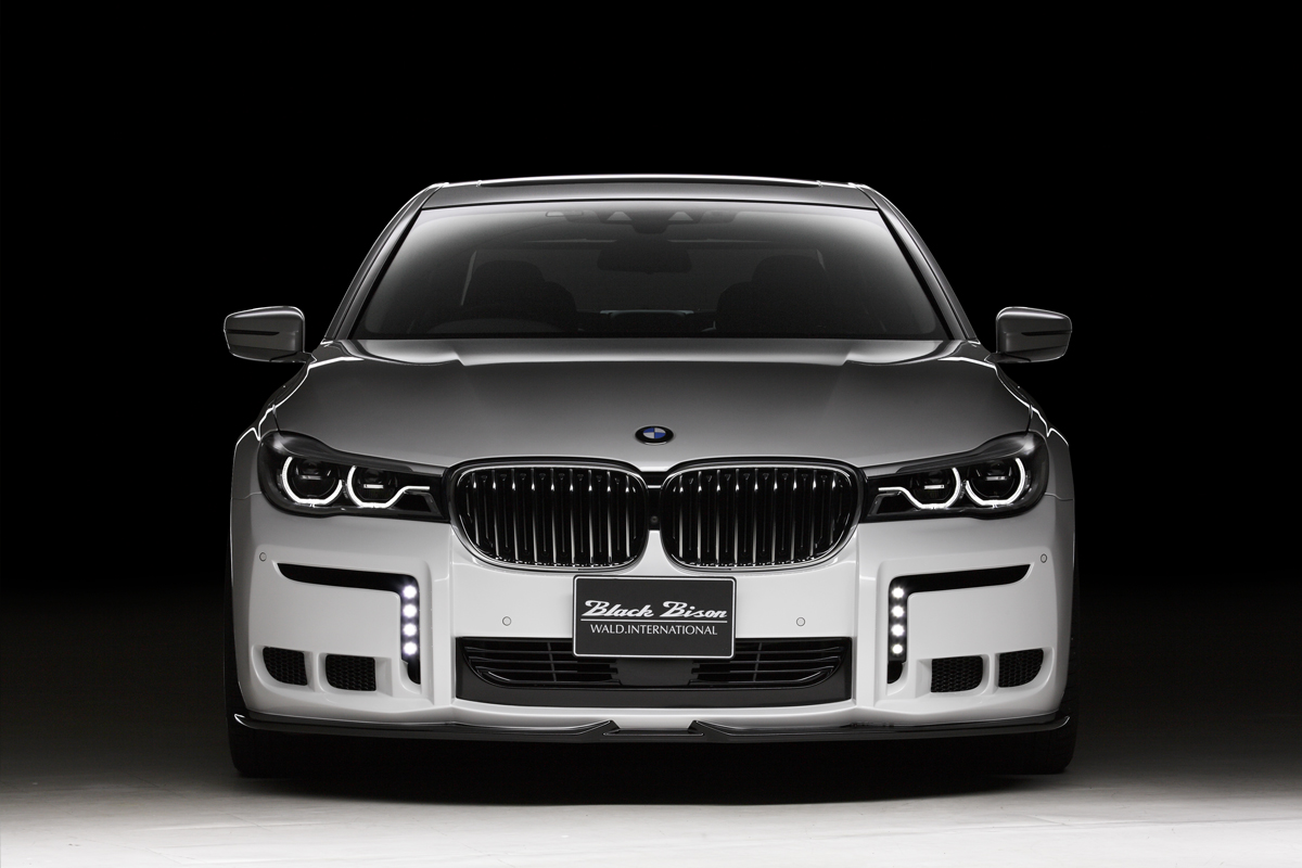 WALD BMWA 7 Series SPORTS LINE BLACK BISON EDITION