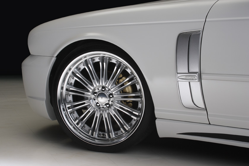 Is It Possible To Add The 2008 Chrome Fender Wings To An