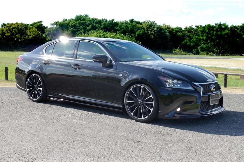 WALD GS F sport Executive Line - ClubLexus - Lexus Forum ...