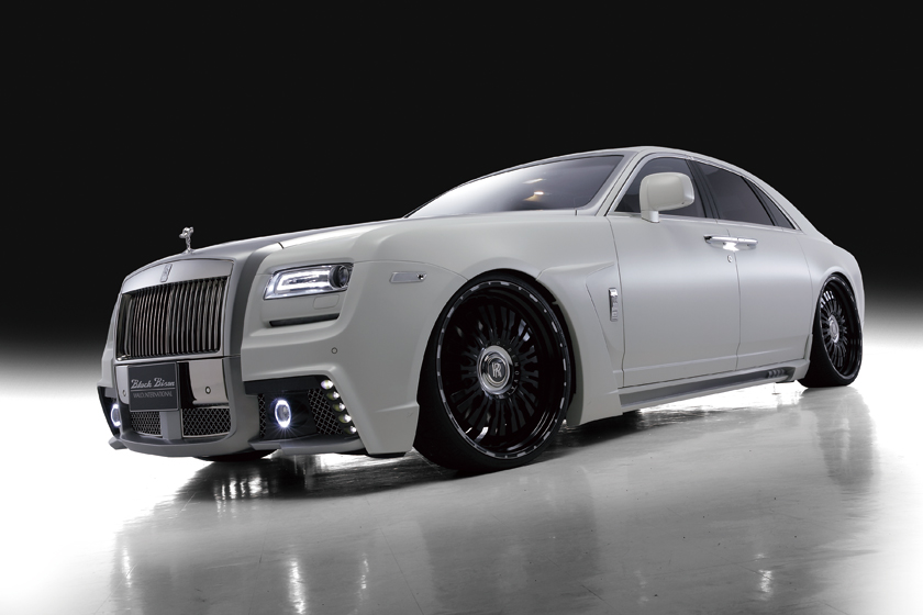 Rolls Royce Ghost Sports Line Black Bison Edition