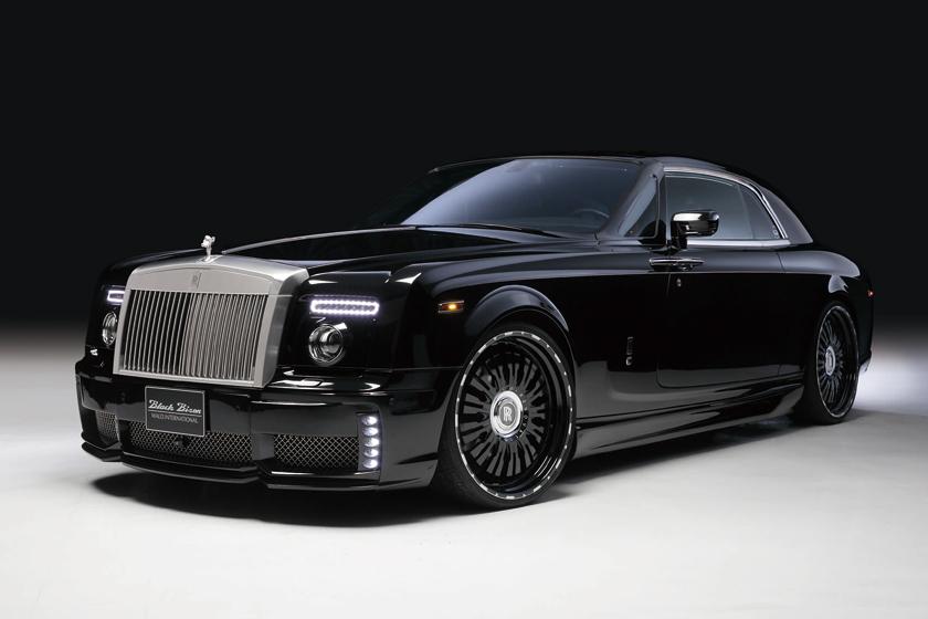 Rolls Royce Phantom Coupe Sports Line Black Bison Edition