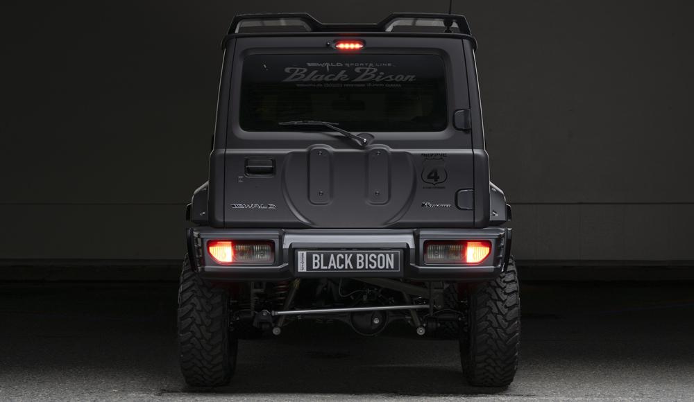 Gallery Wald Sports Line Black Bison Edition Jimny