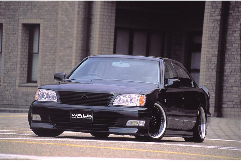 Toyota Celsior Ucf20