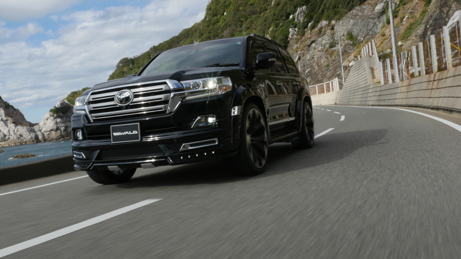 Top Wald Sports Line Land Cruiser