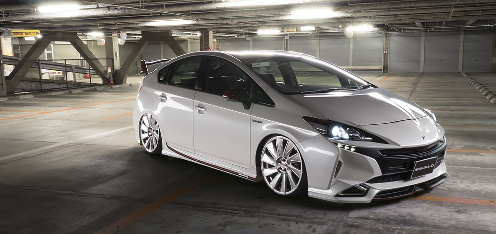 Top Wald Sports Line 30 Prius Wald 50 Look