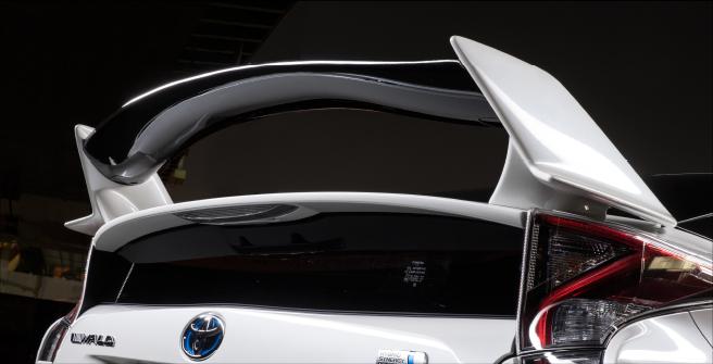 2016 Toyota Prius >> EXTERIOR - TOYOTA 50 PRIUS SPORTS LINE