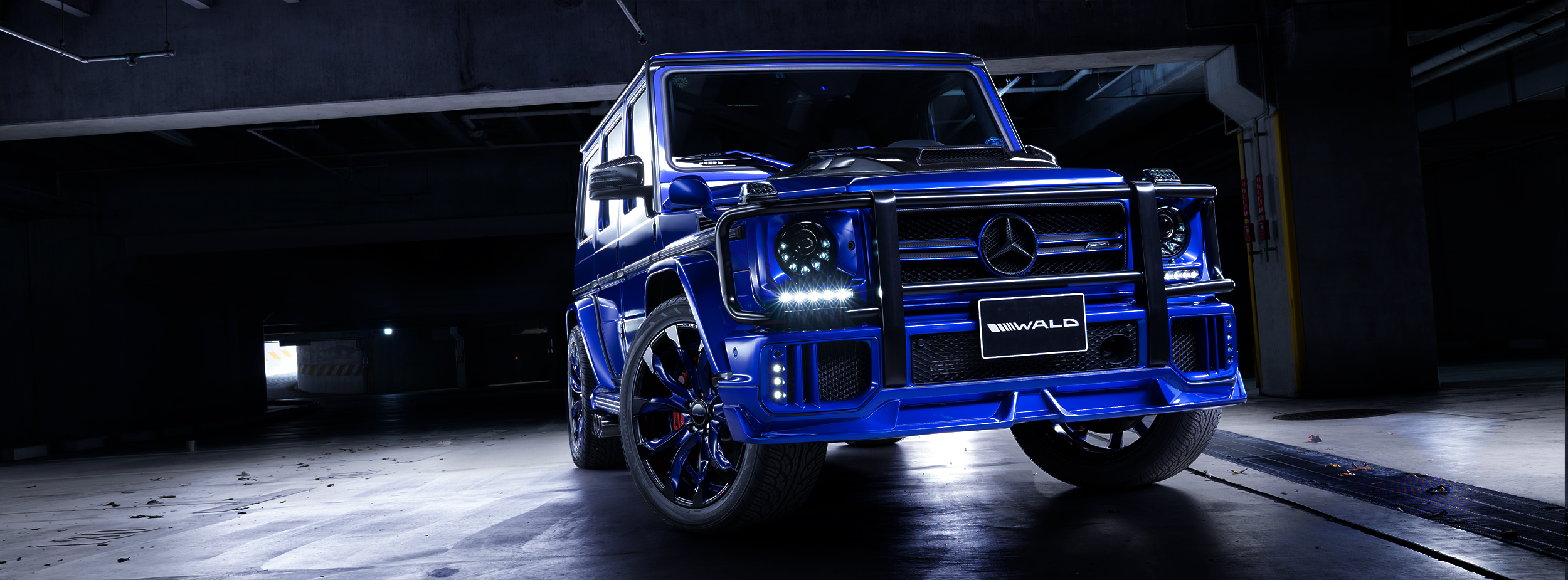 Mercedes-AMG G63 SPORTS LINE BLACK BISON EDITION