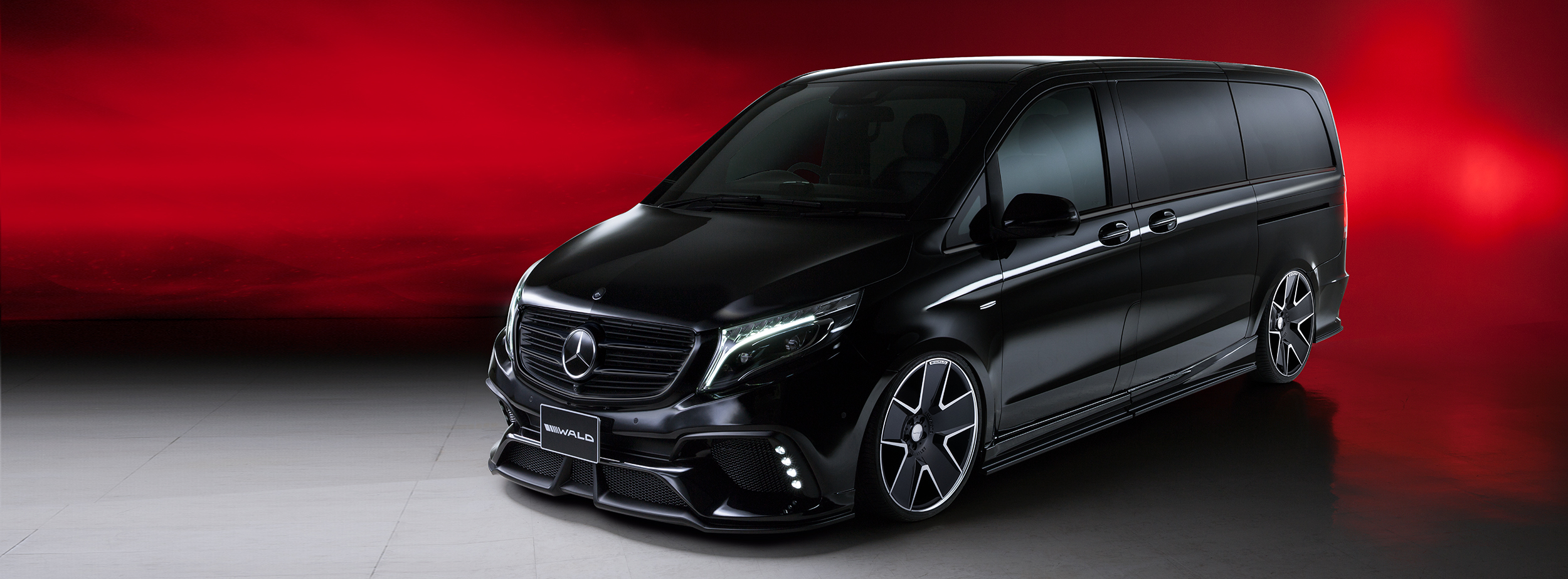 MERCEDES BENZ V-CLASS W447 WALD SPORTS LINE BLACK BISON EDITION