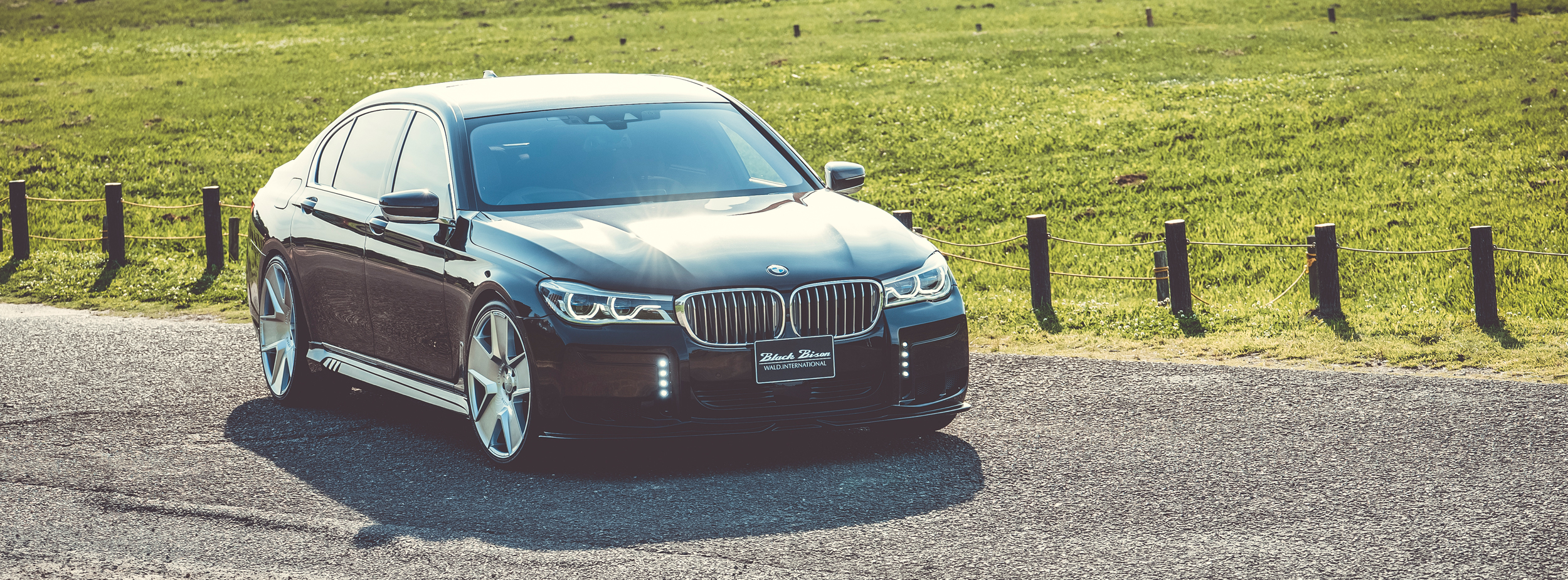 BMW 7SERIES WALD SPORTS LINE BLACK BISON EDITION