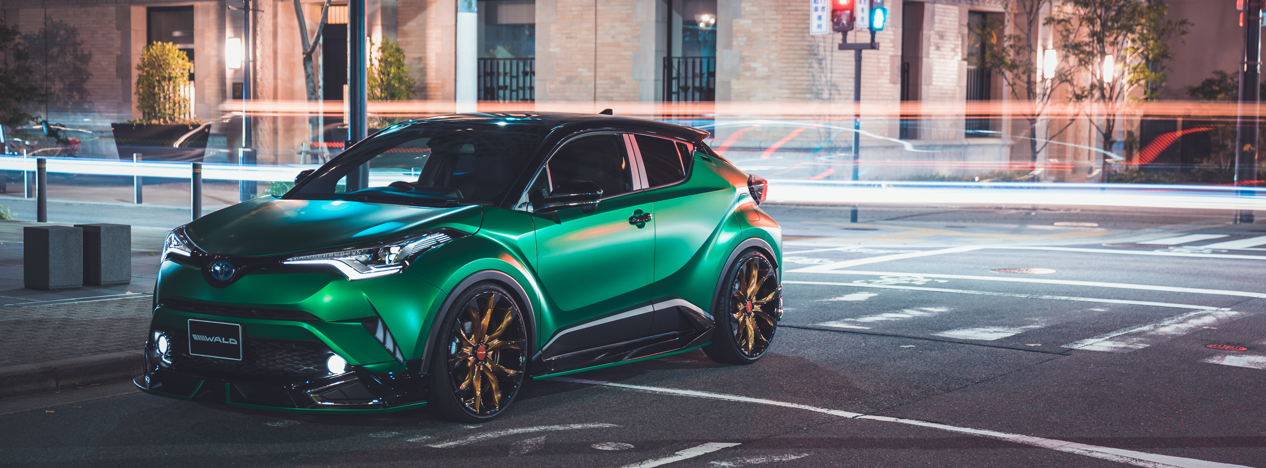 TOYOTA C-HR WALD SPORTS LINE