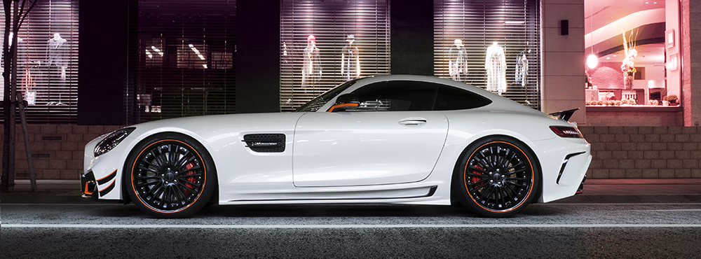 MERSEDES-AMG GT WALD SPORTS LINE BLACK BISON EDITION