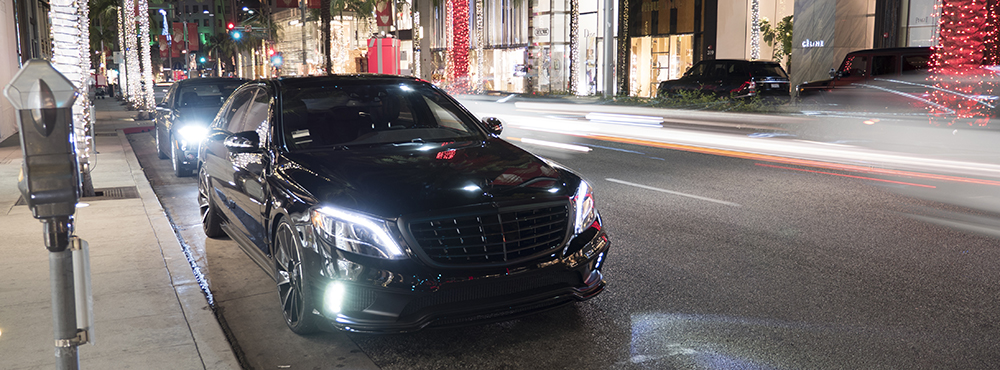 S-CLASS W222 SPORTS LINE BLACK BISON EDITION